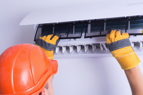 Air Con Servicing Before CNY Surcharge