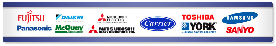 We service all airconditioner brands
